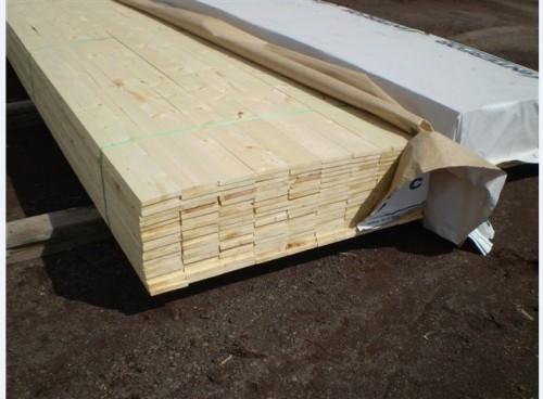 北美原木板材加工