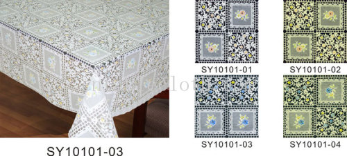 PVC印花卷料系列