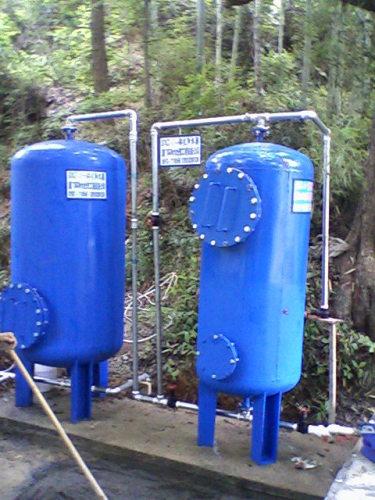 龙岩长汀农村安全饮水工程