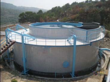 华冠针纺织品有限公司一体化净水设备