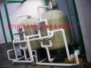 东龙针纺织锅炉软化水设备