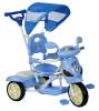 金冠儿童三轮车,款式美观,专利设计