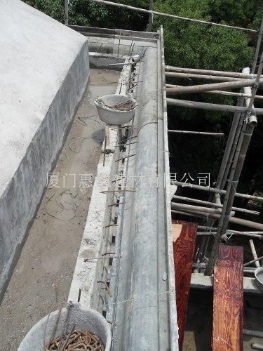 福州屋檐线现浇工地最新报价图片