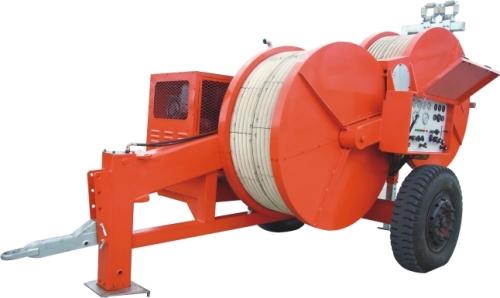 2×50KN /100KN液压张力机