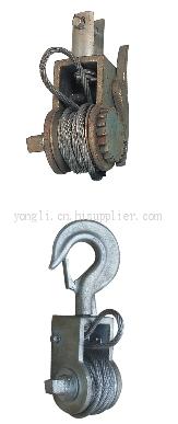 棘轮式收线器
