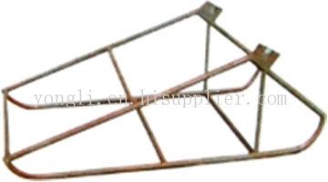 钢丝绳线盘架