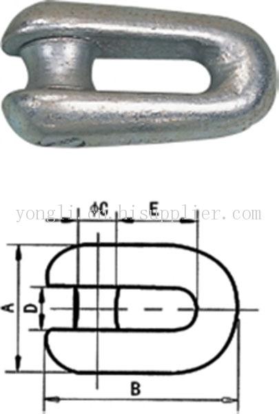 U型抗弯连接器