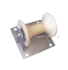 电缆地面直线滑车(钢板架)
