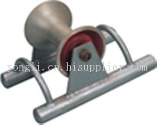 电缆地面直线滑车(钢管架)