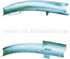孔口电缆保护弯板