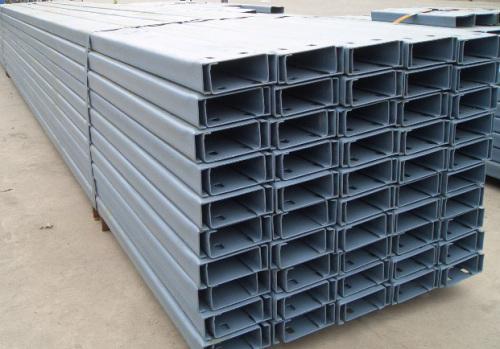 c型钢 c型檩条|青岛腾泰钢结构有限公司