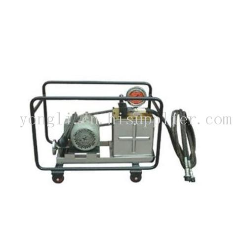 超高压液压泵站图片