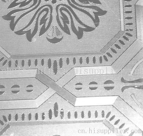 欧式花纹不锈钢压花板