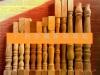 各种木制餐桌椅腿、楼梯立柱