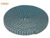 锌粘贴式轮毂平衡块 FSR02 ZN 5G ADHESIVE