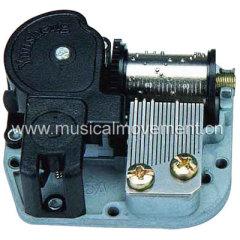 发条音乐盒机芯