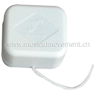 防水式音乐机芯