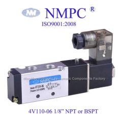 4V110-06 电磁换向阀
