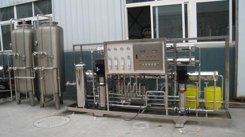 福州饮用纯净水设备
