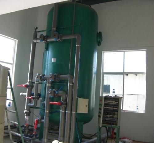 泉州锅炉软化水设备