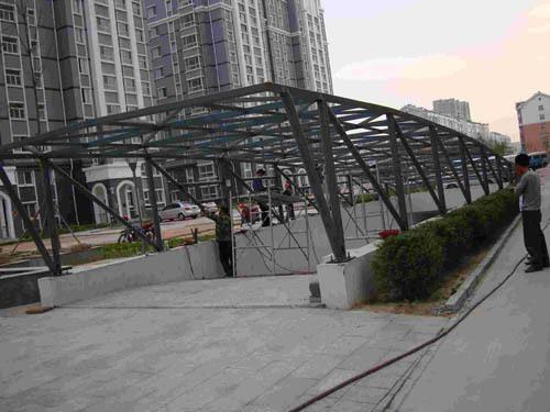 山东加固公司-钢结构制作