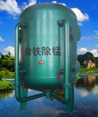 福建地下水除铁锰设备