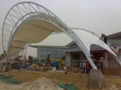 潍坊膜结构工程