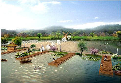 农业旅游规划设计 乡村旅游规划 休闲农业