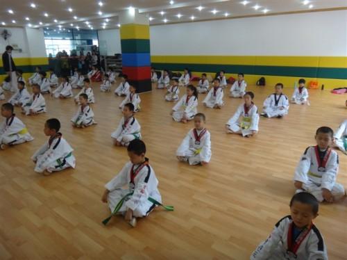 培训项目: 跆拳道