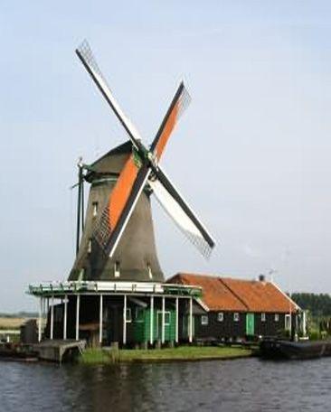 荷兰风车制作