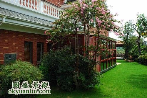 别墅庭院设计装修