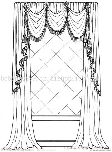 云南房屋装饰窗帘