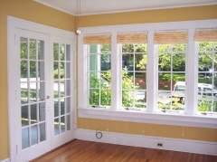 贝博主页铝合金门窗安装
