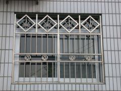 贝博主页不锈钢防盗窗