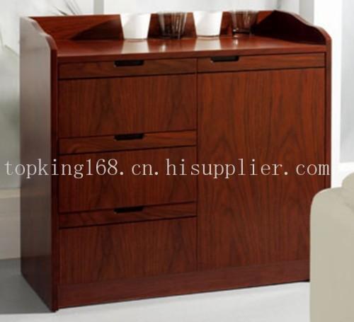 专业定制酒店豪华欧式中式备餐台备餐柜餐边柜茶水柜工作台工作柜