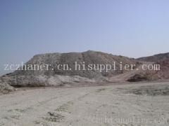 鑄造用膨潤土