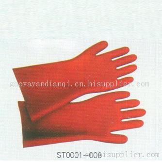絕緣手套等輔助安全用具的使用及註意事項