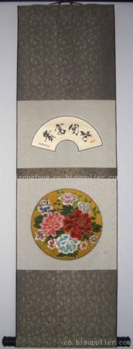 中年人 刺绣工艺: 其他 包装: 纸盒包装 面料: 丝绸 风格: 民族风
