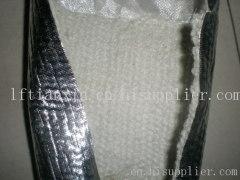 覆铝箔陶瓷纤维布