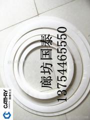聚四氟乙烯墊圈 化工廠專*。大型  異性四氟墊片