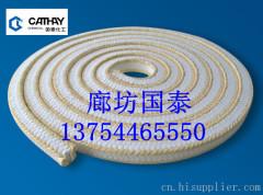 大城芳綸盤根  芳綸纖維盤根  河北生產芳綸盤根廠家