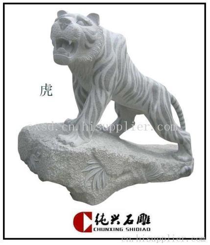 石雕老虎-海商网,雕刻和雕塑品产品库