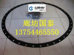 【推荐】河北带孔橡胶垫片 耐酸碱EPDM橡胶垫片厂家 3米橡胶垫片