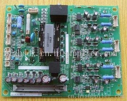 安川变频器 f7系列驱动板