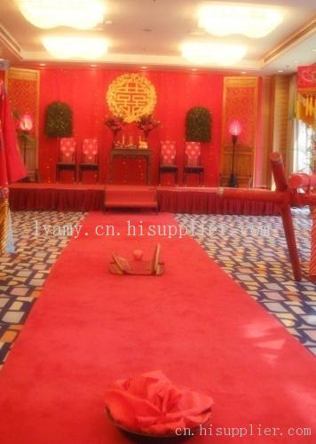 临沂市 中式婚礼: 中式婚礼 产品摘要: 临沂艾米婚礼策划礼仪庆典公司