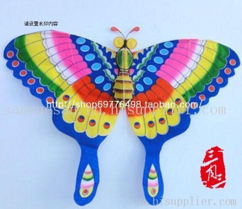 潍坊风筝三月三风筝 蝴蝶风筝批发 传统风筝厂家直销