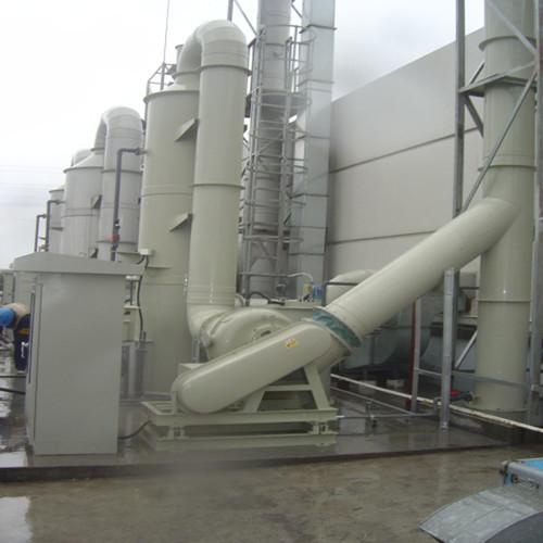 pvc 卧式洗涤塔