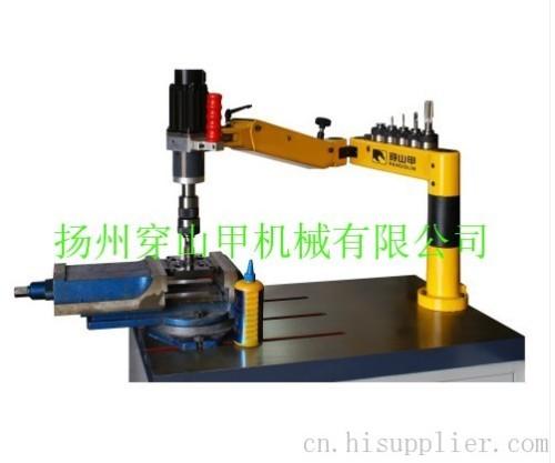 万能穿山甲机械; 液压攻丝机;; 穿山甲的功效与作用; 图片