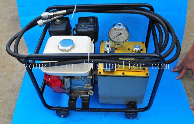 超高压液压泵站(双速型)