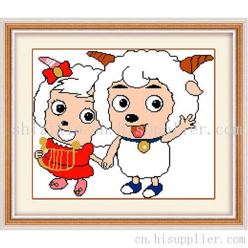 喜羊羊-美羊羊
